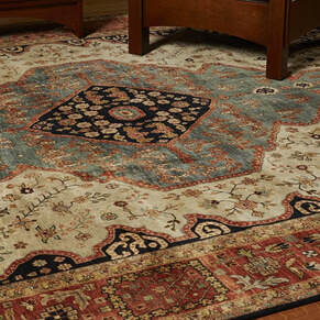 Oriental and Specialty Rug Cleaning in Charlotte NC