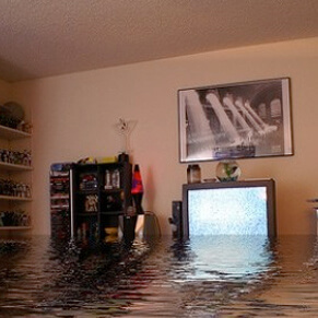 Water Damage Restoration in Charlotte NC