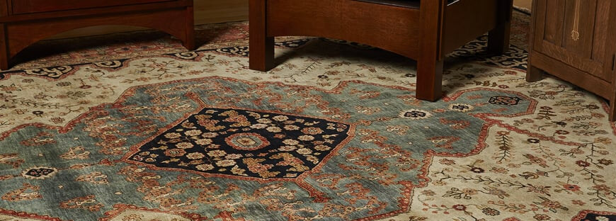 Rug Cleaning Charlotte NC - Oriental