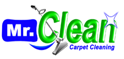 Mr Clean Carpet Cleaning Logo